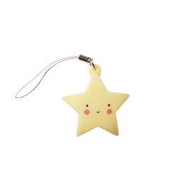 Hangertje: Gele ster