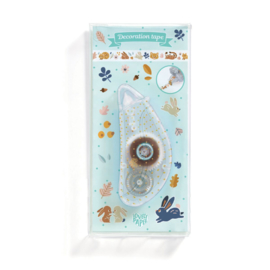 DJECO Masking tape - decoration tape - dieren