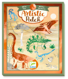 DJECO Artistic Patch - Dino's - 6 jr. +