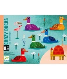 DJECO Kaartspel - Crazy Ducks -  8 jr. +