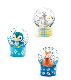 DJECO sneeuwbol mini - vosje