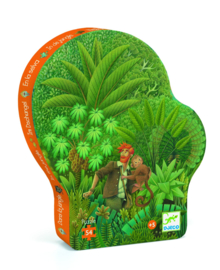 DJECO In the Jungle (54 stukjes) 5 jr. +