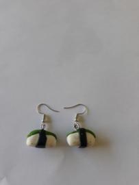 Oorbellen - I love sushi earrings