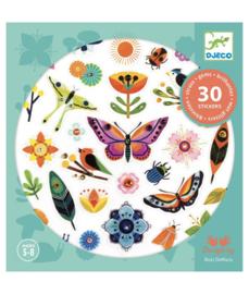 DJECO 30 stickers - Harmony 4 jr. +