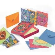 DJECO Lovely Paper - doosje met kaarten & enveloppen - Aurelia