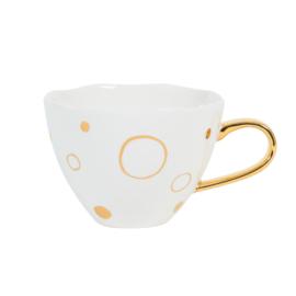 Urban Nature Culture - Good Morning cup - Circle Gold