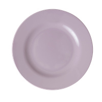 RICE melamine lunchbord - Soft Lavender (AW21 collectie)