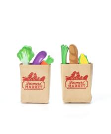 Farmer's Market Erasers