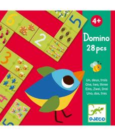 DJECO Domino  1 2 3  -  4 jr.  +