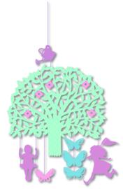 DJECO kleine mobiel - Vlinders vangen