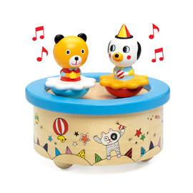 DJECO Magnetisch muziekdoosje - Fantasy Melody 12 mnd. +