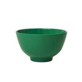 RICE melamine schaaltje - Dark Green (AW21 collectie)