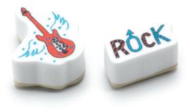 DJECO doosje met stempels Muziek