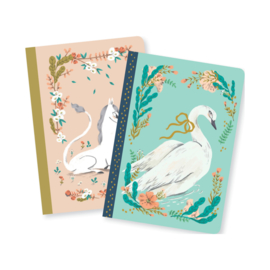 DJECO Lovely Paper - 2 small notebooks Lucille