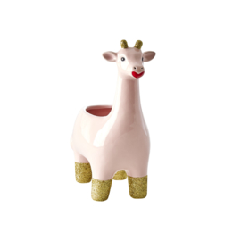 RICE Giraf bloempot