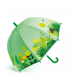 DJECO Paraplu - Jungle  - 4 jr+