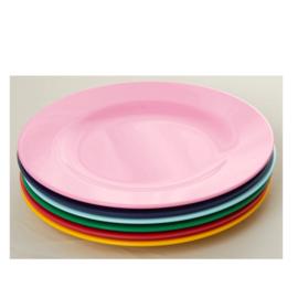 RICE melamine lunchbord - set van 6 (FAV kleuren)