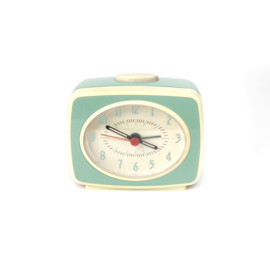 Kikkerland Classic Alarm Clock - Mint