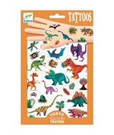 Tattoos - thema dino's 3 jr. +