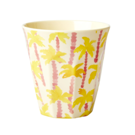 RICE beker - Palm Tree print