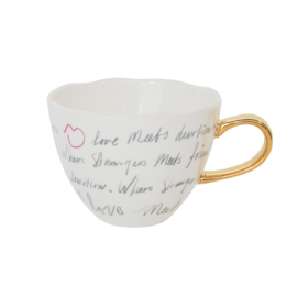 Urban Nature Culture - Good Morning cup - Where love meets