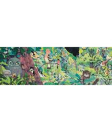 DJECO Gallery Puzzel - Owls and Birds  (1000 stukjes) 9 jr. +