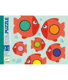 DJECO Kaartspel - Little Puzzle -  2,5 jr. +
