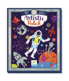 DJECO Artistic Patch - Cosmos - 6 jr. +