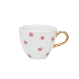Urban Nature Culture - Good Morning cup mini - small dots - pink