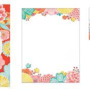 DJECO Lovely Paper - Schrijfset (briefpapier + enveloppen) Misa