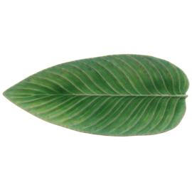Schaal in de vorm van een blad - 40 cm