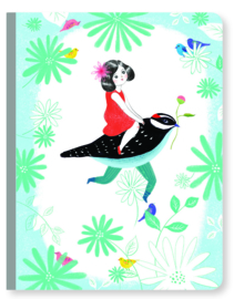 DJECO Lovely Paper - Notebook Chic