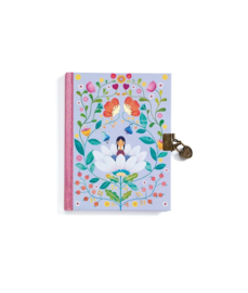 DJECO Lovely Paper - Secrets Notebook Marie
