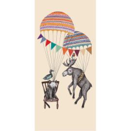 Liekeland kaart - Parachute