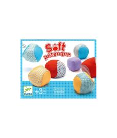 DJECO Basic - Soft Pétanque - 3 jr.  +