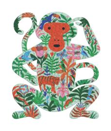 Puzzel Art - Monkey (350 stukjes) 7 jr. +