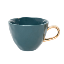 Urban Nature Culture - Good Morning cup - blue green
