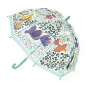 DJECO Paraplu - Flowers & Birds - 4 jr+