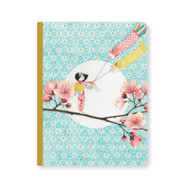 DJECO Lovely Paper - Notebook Misa