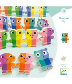 DJECO Domino Up -  3 jr.  +