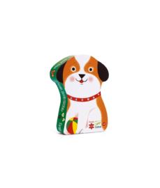 DJECO Puzzel Firmin, Little Puppy (24 stukjes) 3 jr. +