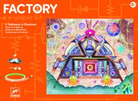 DJECO Factory art & technology - 8 jr. +