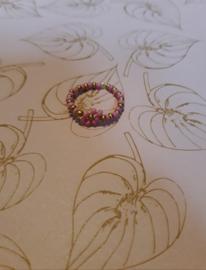 Ringen - Purple Flower