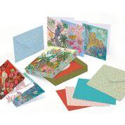 DJECO Lovely Paper - doosje met 10 kaarten & enveloppen - Martyna