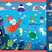 DJECO Giant puzzel - Under the Sea (24 stukjes + 8 ) 3 jr. +