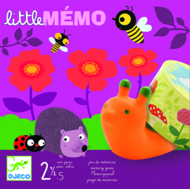 DJECO Toddler Game - Little Memo  2,5 jr.  +