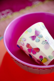 RICE beker - Butterfly print