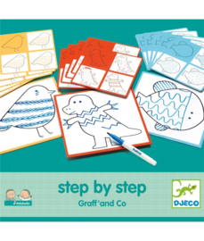 DJECO step by step - Graff'and Co  3 jr. +
