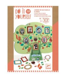 DJECO DIY Family Tree  -  4 jr. +