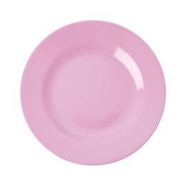 RICE melamine lunchbord - taffy pink